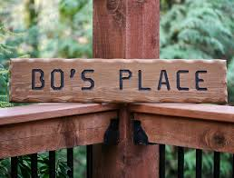 Wood Address Signs Outdoor Decor Personalized Outdoor Signs Wood Home Outdoor Decoration 20