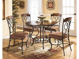 round dining room sets for 4. 5 Piece Round Dining Set Room Sets Small Dinette For 4 7