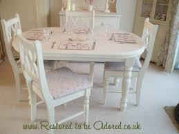 shabby chic dining sets. Image For Shabby Chic Dining Chairs Sets
