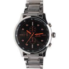 buy crosshatch mens bracelet watch silver crosshatch mens bracelet watch silver