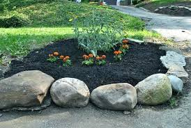 landscaping with rocks ideas landscape rock around trees for inexpensive interior design large l15 landscaping