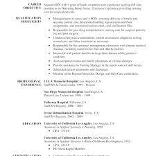 Nurse Resume Templates Free Template Download Lpn Nursing Graduate
