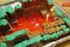 minecraft cake recipe. Beautiful Cake In Minecraft Cake Recipe U