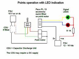 wiring diagram for peco point motors wiring image seep 2 aspect colour signal and peco pl10 electrics non dcc on wiring diagram for peco