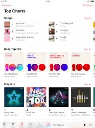 Music Charts Apple Music Rolls Out Top 100 Charts High Resolution Audio