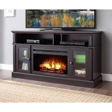 elegant whalen barston media fireplace for tv s up to 70 multiple finishes