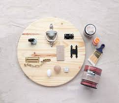 materials for diy busy board for babies