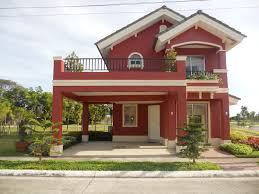 Camella Homes House Design Philippines Althea Or Ruby Model House Of Savannah Trails Iloilo By