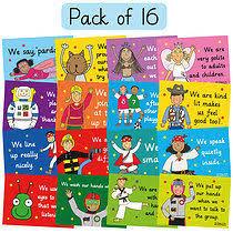 Pts Classroom Wallcharts Educational Posters Merit