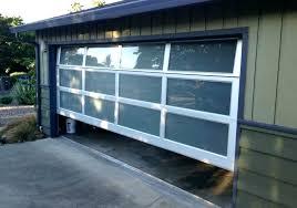 clear garage doors musing canada