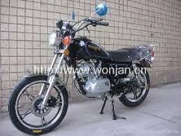 125cc motorcycle cruiser bike chopper gn125 suzuki gs125cc engine