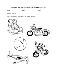 3 education consultancy on motion worksheet