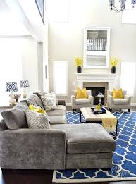 navy living room navy blue