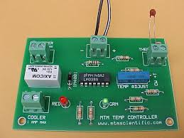 temperature controller temperature controller from mtm scientific inc