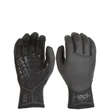 Xcel 5mm Drylock Texture Skin 5 Finger Wetsuit Gloves