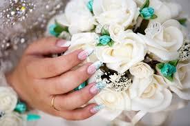 Skvělé Tipy Pro Vaši Svatební Manikúru