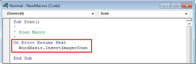 How To Insert Picture Or Image From Scanner Or Camera In Word Asp