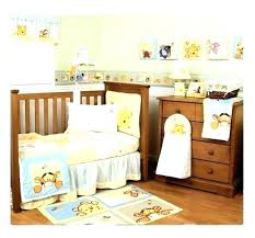 winnie the pooh baby bedding the pooh decorations for baby room the pooh baby bedding the
