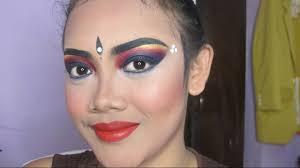 tutorial makeup tari bali balinese dance makeup tutorial