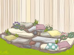 Design A Rock How To Design A Rock Garden 9 Steps With Pictures Wikihow