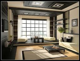 Interior Awesome Japanese Living Room Interior Design In Modern