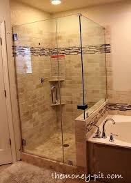 glass shower doors cost shower doors custom glass contemporary door installation cost inside used glass shower doors