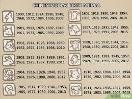 Rabbit year (1951, 1963, 1975, 1987, 1999, 2011, 2023) is the 4th animal sign year. How To Read Your Chinese Horoscope 13 Steps With Pictures