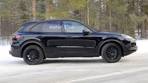 2018 porsche truck. unique porsche 2018 porsche cayenne spy photo u201c in porsche truck