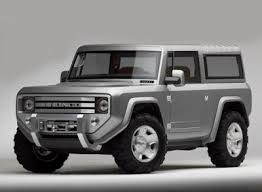 ford bronco 2018 white. unique ford ford bronco by slimko for ford bronco 2018 white