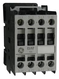 ge cl02a310t contactor rated at 32 amps a ac coil image 1