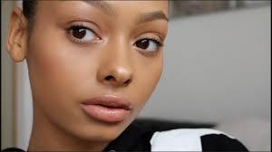 fresh face quick glam kim kardashian inspired jaydepierce ninics fashion beauty video tutorials beauty tips paing food recipes