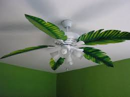 leaf ceiling fan. PALM LEAF CEILING Fan Replacement Blade Fit On By BAYPOINTFANS, $69.99 Leaf Ceiling S