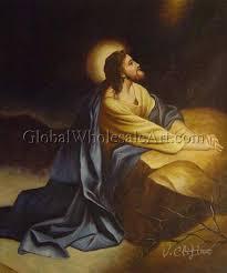 christ in the garden of gethsemane. Christ In The Garden Of Gethsemane S