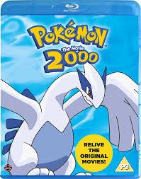 Amazon.com: Pokemon: The Movie 2000 [Blu-ray] : Movies & TV