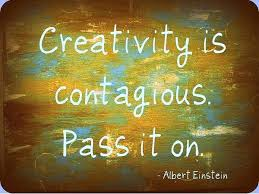 Inspirational Art Quotes Stunning Motivational Art Quotes Creativity Is Contagious Motivational Words