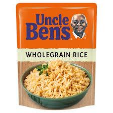 image 1 of uncle bens microwave wholegrain rice 250g