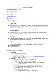Master Resume 11 Uxhandy Com