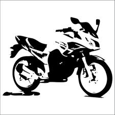 Samolepka Motorka Silniční Enduro Samolepky Nejen Na Autocz