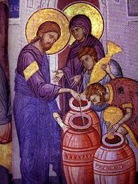 Image result for images of the wedding feast at cana