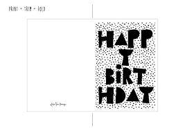 Black And White Birthday Cards Printable Birthday Card Download Printable Birthday Card Happy
