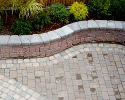 Small Picture Retaining Wall Design Raised Patios Branchburg Middlesex NJ