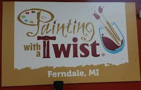 we are organizing our annual painting with a twist event please make sure to mark your calendars and join us social time will start at 6 00