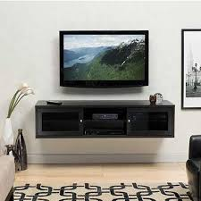 tv stand with wall mount