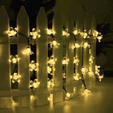 65 M 30 Led Fairy Lantaarn String Licht 8 Verlichting Mode Zonne