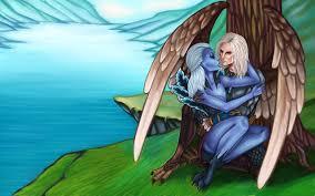 pictures dota 2 skywrath mage vengeful spirit warriors love fantasy