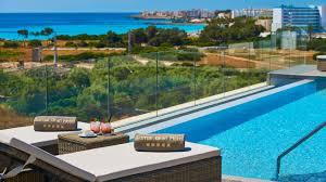 Hotel Nevis Wellness And Spa Protur Biomar Gran Hotel Spa Majorca Hotel In Sa Coma