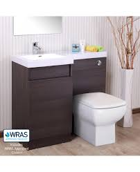 Sink And Toilet Combo Basin Wc Combination Units Willesden Bathrooms