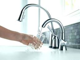 Delta Touch Faucet Price No Kitchen Bathroom Sink Faucets Problems Touch Sink Faucet S13