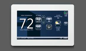 lennox smart thermostat. as a longtime manufacturer of heating and cooling equipment, it\u0027s logical for lennox to get into the smart thermostat game. although they say that d