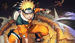 1336x768 Naruto Uzumaki 4K Art HD ...